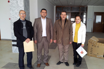 Project in University Of Duhok