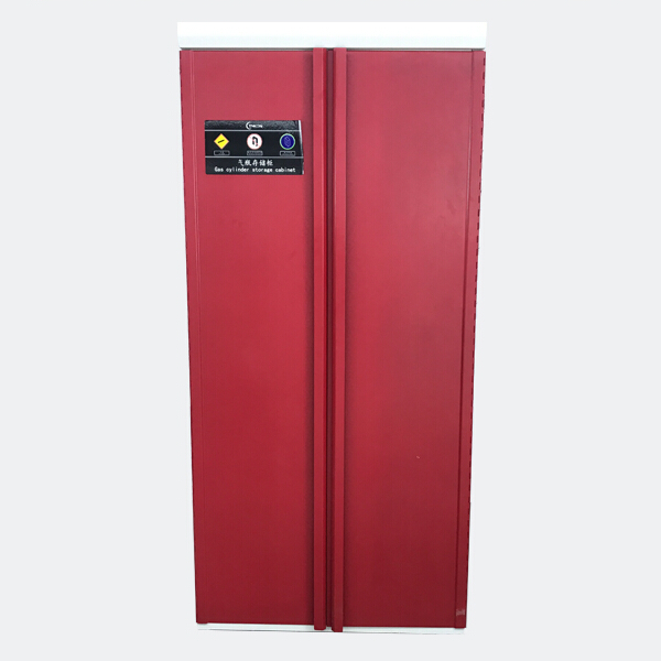 High quality durable lab gas cyliner cabinet for sales