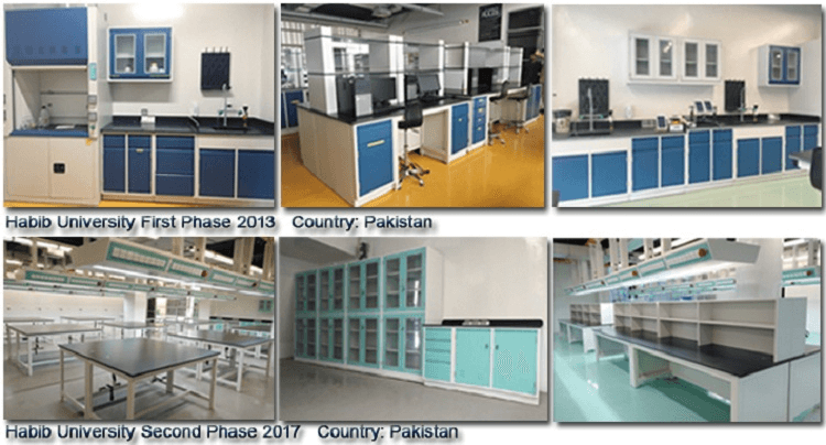 Laboratory furniture showcases-2