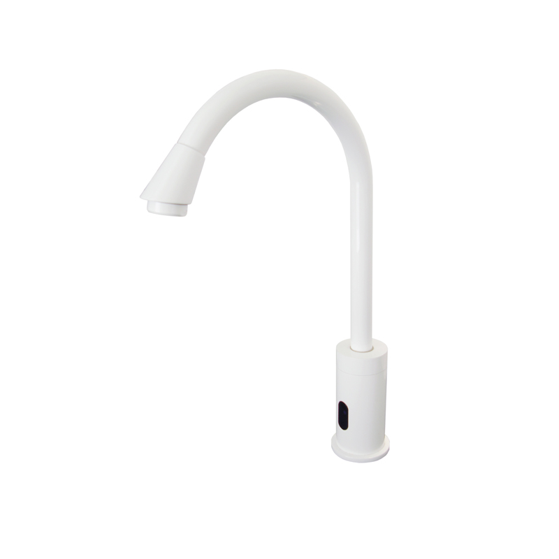 Laboratory fittings single way bench top sensor faucet automatic tap