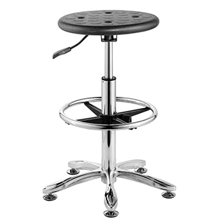 Laboratory Furniture Type Metal Lab Stool