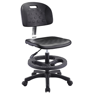 BETA Adjustable Strong Load Bearing Metal Lab Chairs